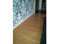 Floor fitting, laminate, carpet, vinyle