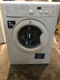 Indesit 7kg Digital Washing Machine With Free Delivery 🚚