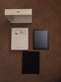 Apple iPad 4th Generation 32GB, Wi-Fi - Black