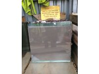 Greenhouse glass new and used 610x610
