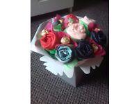 Stunning Hijab/Chocolate Bouquet