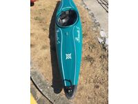 SOLD Kayak for beginner or intermediate for surf and rivers