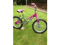 children's bikes for sale. 1 girls, 3 boys £30.00 each Ono