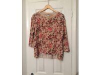 Small Floral jumper - Pull & Bear