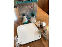 Angelcare Movement & Sound Baby Monitoring System AC401