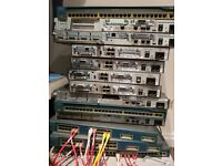 Cisco Lab - Switches and Routers