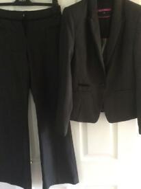 Ladies Next trouser suit size 12/10