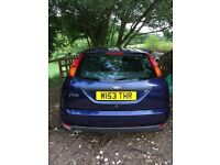 Ford focus 1.8 Excellent example of a tidy car must see!