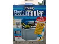 Electric cool box for car and camping
