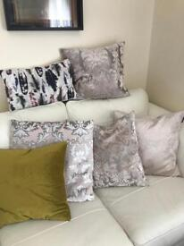 Feathers filled Cushions