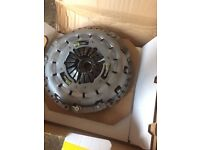 07 ford transit clutch kit and dual mass flywheel