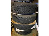 185/65R15 Ford B Max Winter Tyres