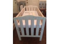 Mothercare cot/ toddler bed