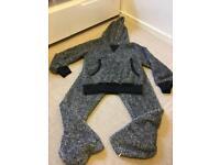 Next fleece pyjamas