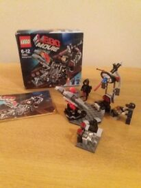 70801 - Lego Movie Melting Room Set