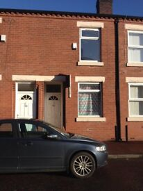 2 Double Bed Terrace House to rent. Newly refurbished. Clayton ( Clayton Hall Tram stop)