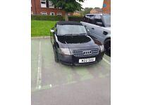 Audi TT convertible 1.8 black 2003 Quick Sale £2,200 Excellent condition