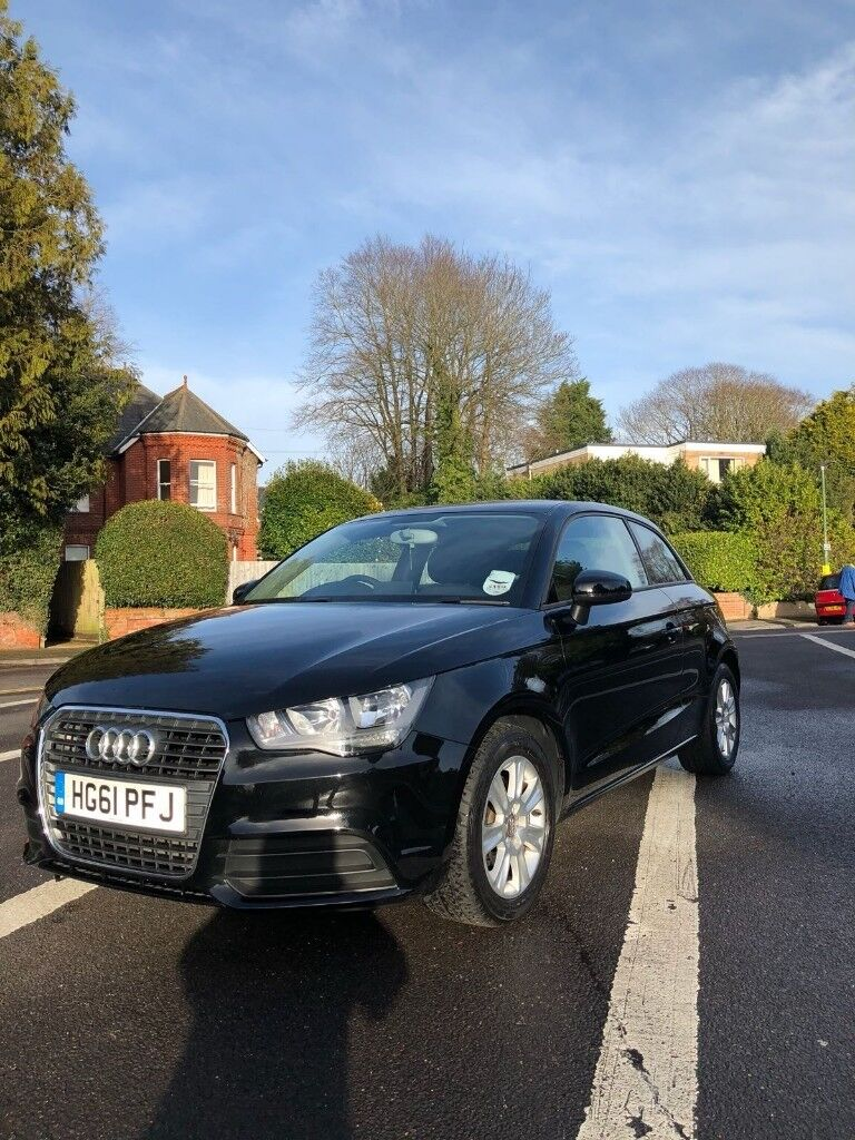 Audi A1 1.6 TDI SE 3dr for sale in black