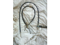 Ford escort 1300 1974 clutch cable and Sierra 1600 clutch cable 1978