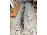 Steel lintel 3420mm