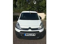 2012 Citroen Berlingo 625 LX HDI panel van - MOT SEPTEMBER 2017 - 1.6 ltr Diesel