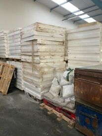 Various XPS and EPS insulation boards for sale
