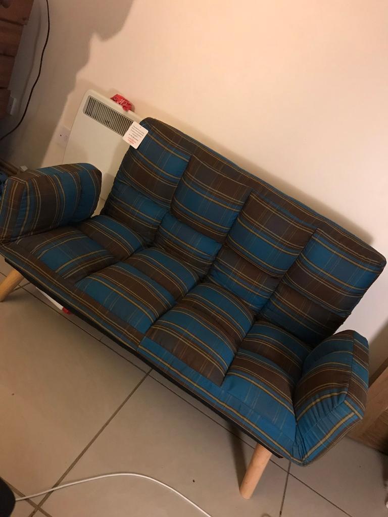 Small Retro Sofa Bed