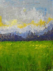 Landscape art print for sale