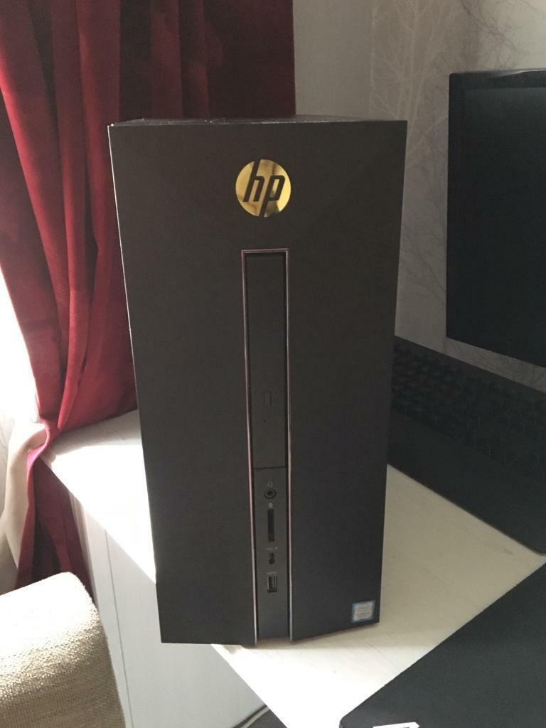 HP Pavillion Desktop Gaming PC | in Wolverhampton, West Midlands | Gumtree