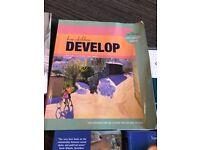 Various social work books