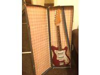 Kawai guitar (70's Japanese)