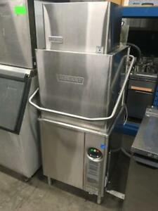 Hobart Ventless Corner Flow Thru Dishwasher -AM15VL