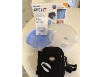 AVENT Microwave Steam Steriliser with accessories - GREAT CONDITION