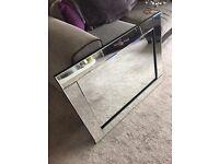 """Bevelled Mirror 2'7"""" x 2"""" (80 cm x 60 cm) £10"""