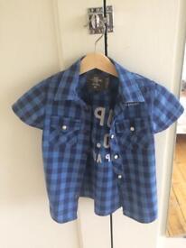 H&M Boys Shirt Age 3-4 Years