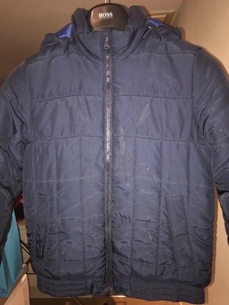 f4273d26456e Boys Hugo Boss Winter Jacket