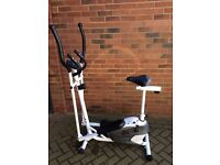 Lonsdale LD445B 2 in 1 Cross trainer and bike.