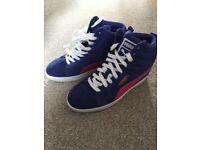 Puma wedge shoes size6