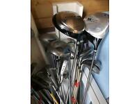 Job lots golf clubs