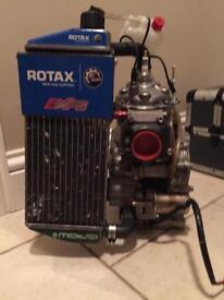 Rotax junior max 125 not tkm x30