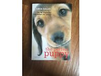Puppy guide book