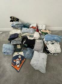 Baby boy 3-6 clothes