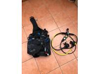 Scubapro BCD (Large) and Full Set of Regs.