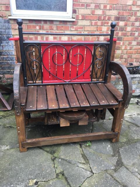 Swell Lovers Garden Bench In Hounslow London Gumtree Evergreenethics Interior Chair Design Evergreenethicsorg
