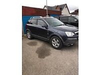2009 Opel Antara 2.0tdci Commercial -Car Derived Van