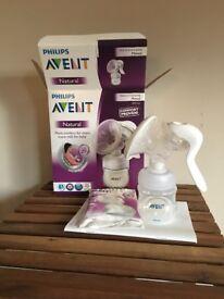 Breast Pump Narural Avent