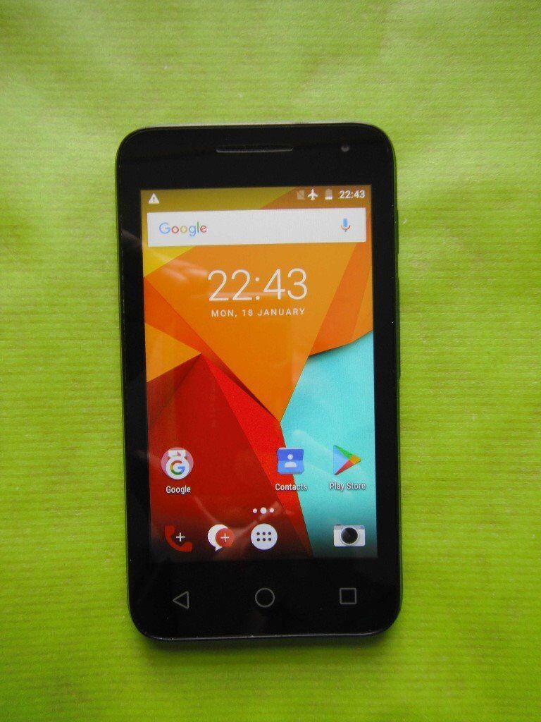 House Clearance: Unlocked Vodafone Android Smartphone / Mobile Phone (Brand New, SIM Free)