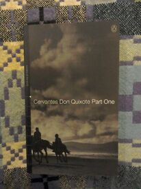 Cervantes - Don Quixote/Part One. In great condition.