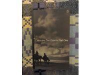 Cervantes - Don Quixote/Part One. In great condition.