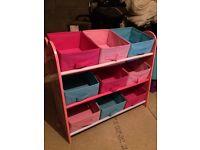 Toy storage Unit.